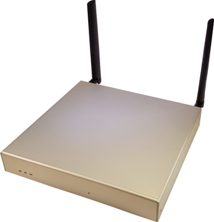 4G modem transparant